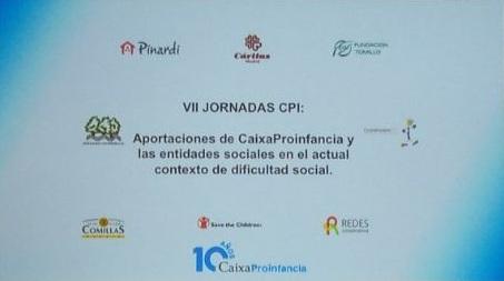 VII Edición de las Jornadas Caixa Proinfancia de Madrid
