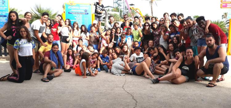 ¡Acabamos el curso con el Campamento de Verano!