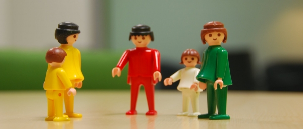 Apostamos por la intervención psicoterapéutica familiar