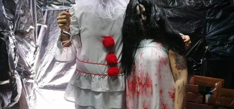 Así es Halloween en Krecer