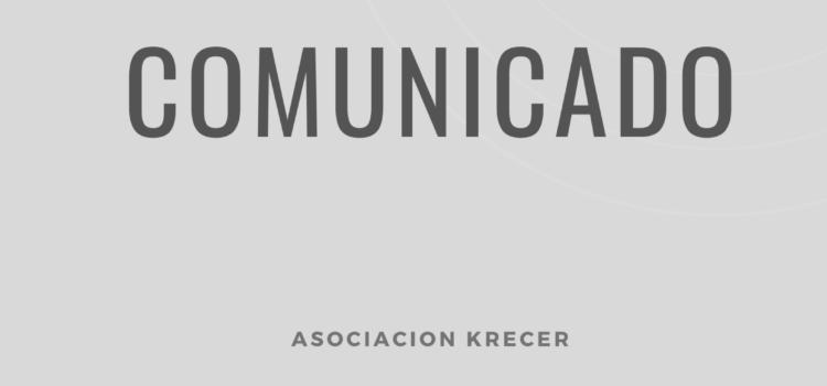 COMUNICADO de la Coordinadora infantil y juvenil de Vallecas